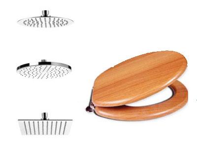 Prodotti fugazzola for Accessori bagno dorati